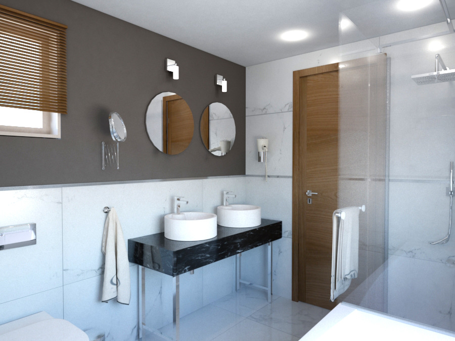 yiota kaplani - Suite hotel bathroom- In cooperation with Aspasia Taka_architects creative lab
