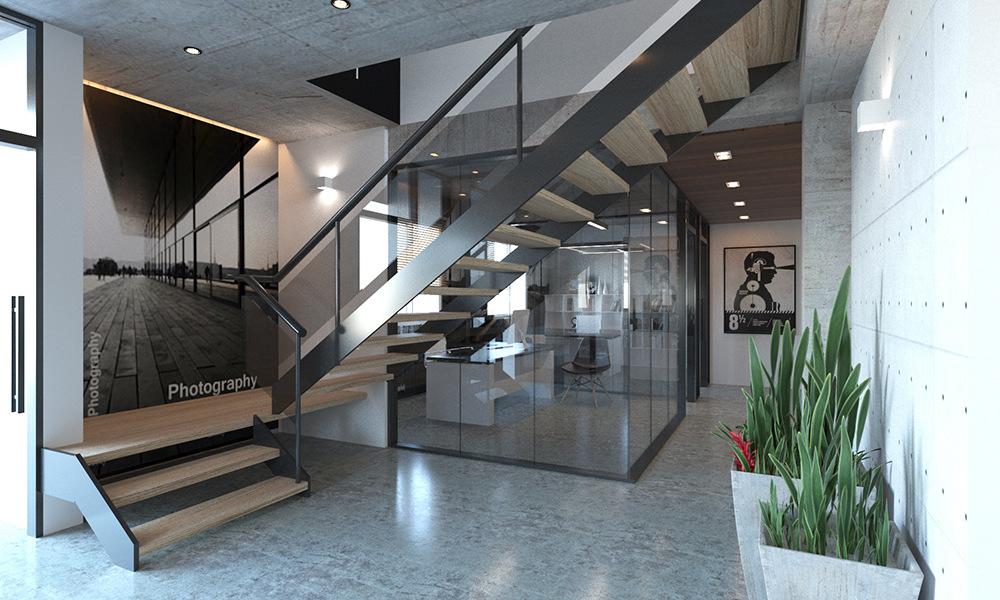 yiota kaplani - Headquarters renovation- In cooperation with Aspasia Taka_architects creative lab