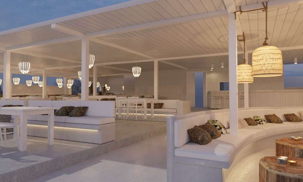 yiota kaplani - Beach Bar renovation proposal_In cooperation with Aspasia Taka_architects creative lab