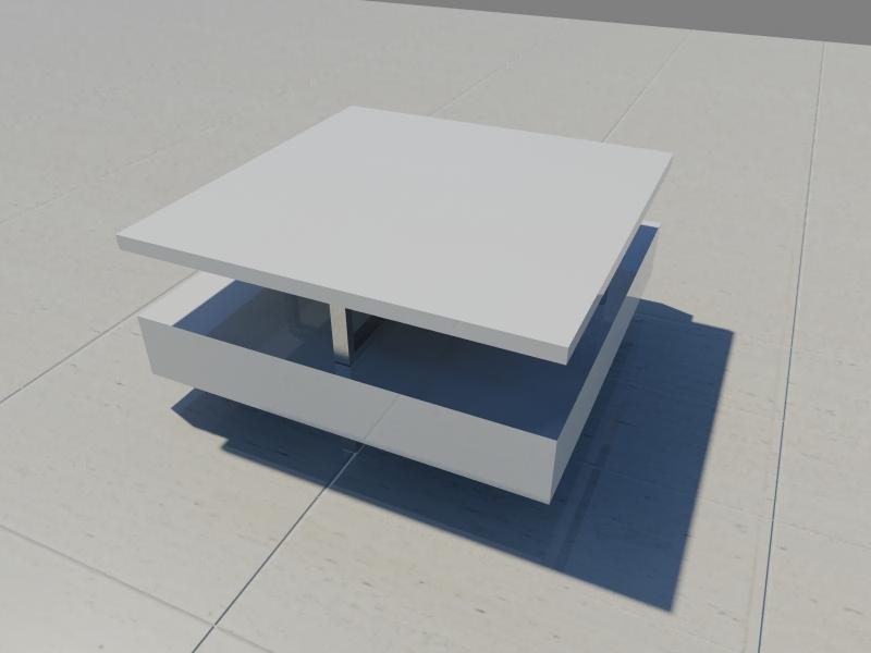 yiota kaplani - Custom coffee table