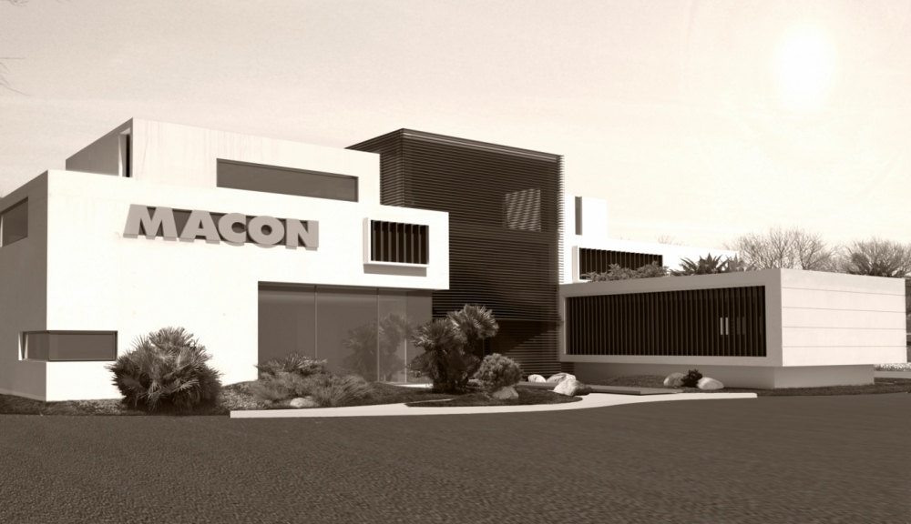 yiota kaplani - Macon new office Building in Thessaloniki