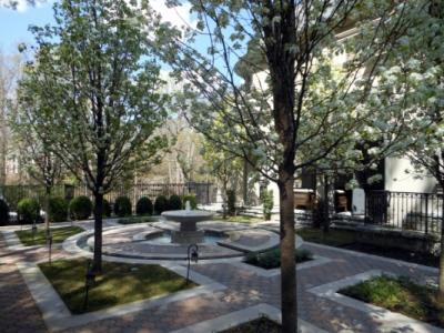 bkla studio - persian inspired garden