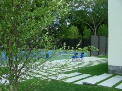 bkla studio - contemporary garden