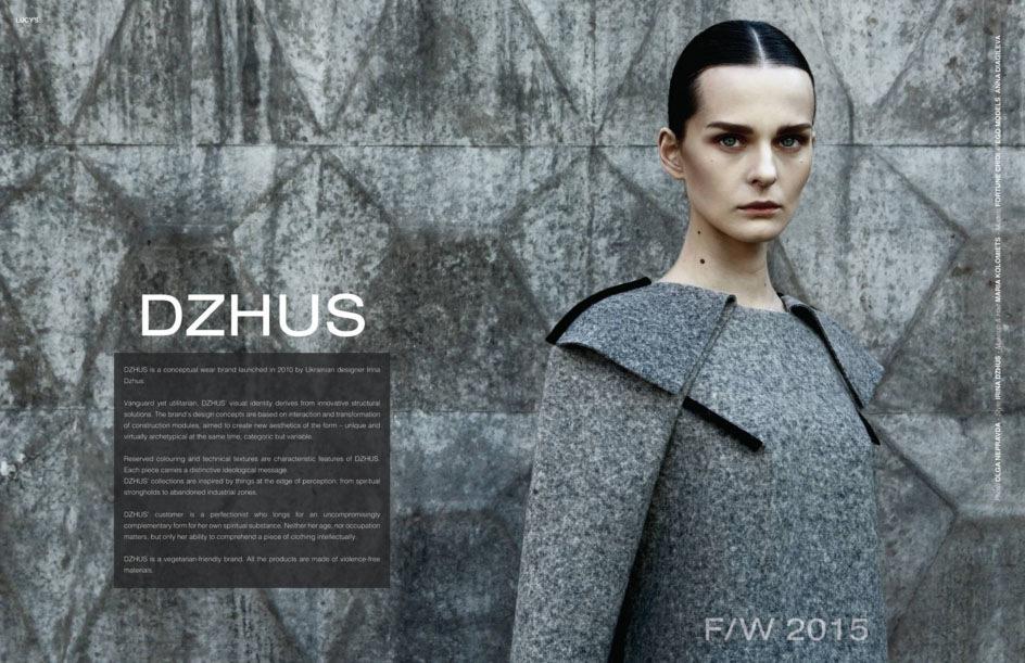 DZHUS - LUCYS Magazine