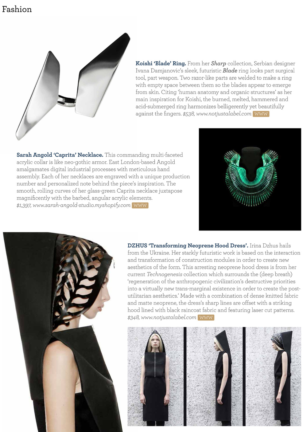 DZHUS - Lifestyle For Women Magazine (UK)