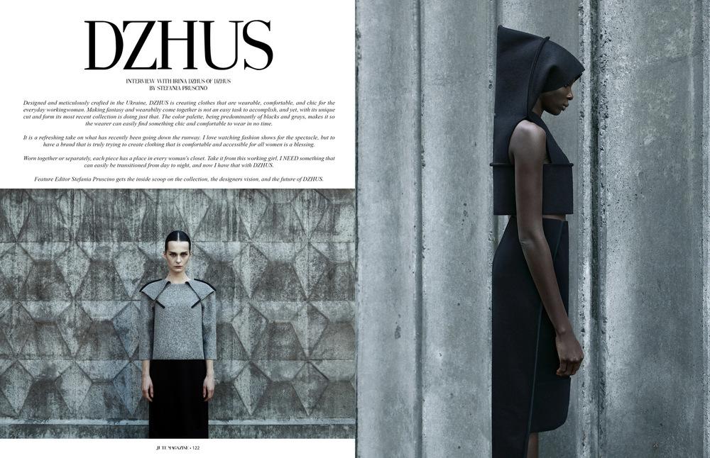 DZHUS - JUTE Magazine