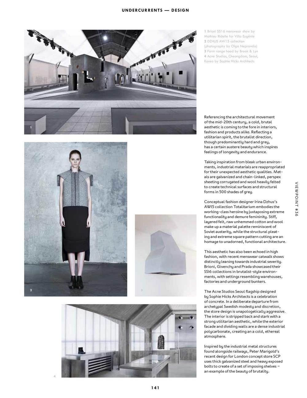 DZHUS - Viewpoint Magazine