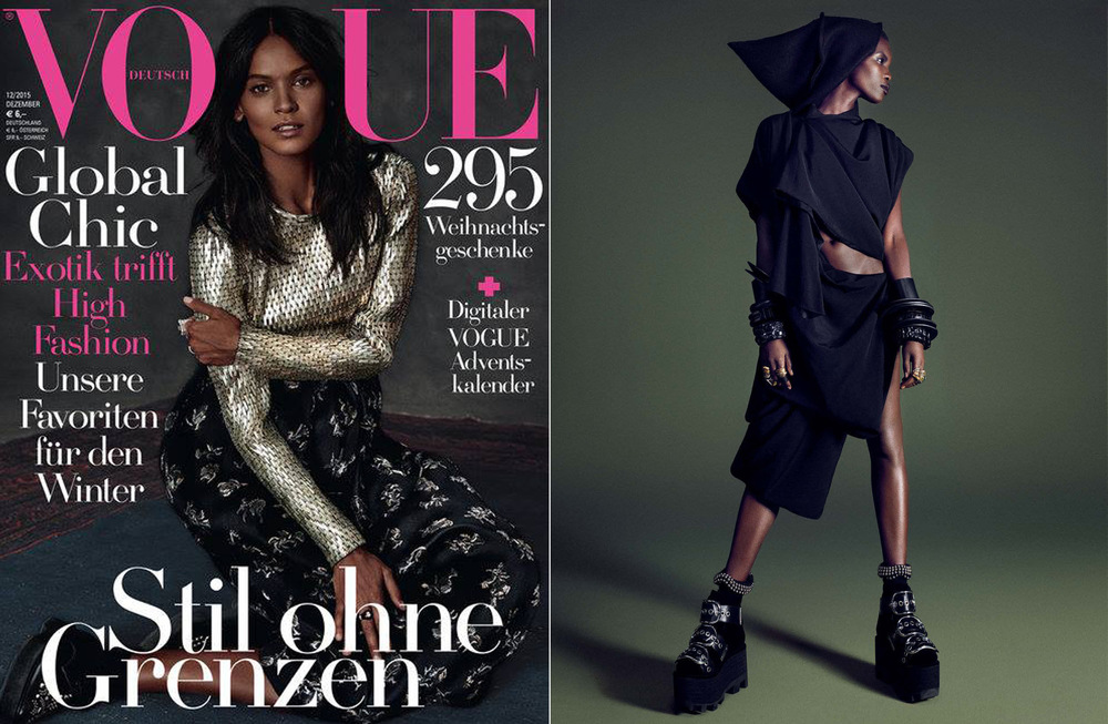 DZHUS - Vogue Germany