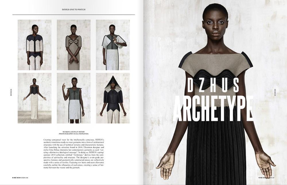 DZHUS - Nu-Mode Magazine