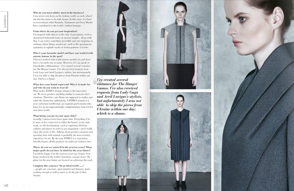 DZHUS - Remark Magazine