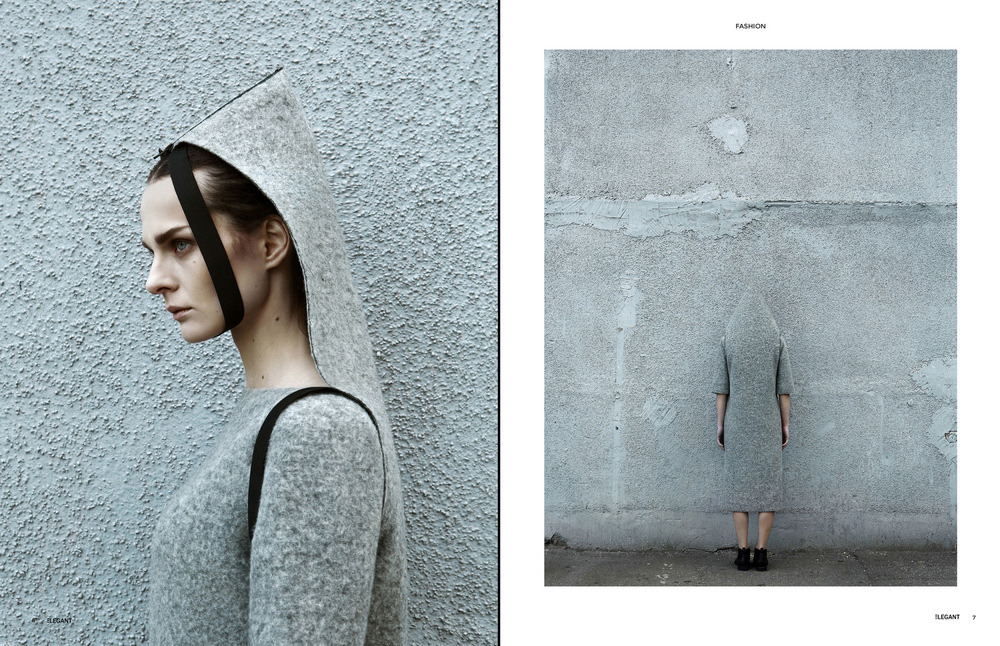 DZHUS - ELEGANT Magazine