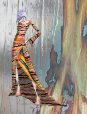 Erica Chronowski - Earth, Wind & Fire