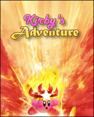 Jérémies portofio - Kirbys adventure - LP