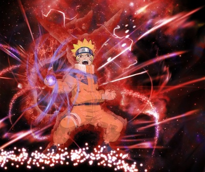 Jérémies portofio - Naruto Uzumaki