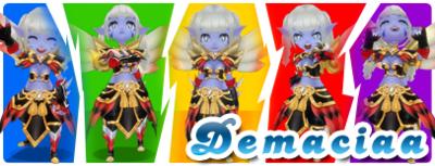 Jérémies portofio - Dragonica - Demaciaa