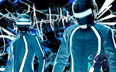 Jérémies portofio - Musique - Daft Punk
