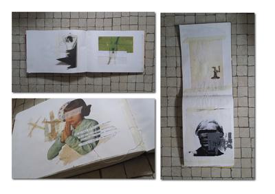 Dizzypink Design and Illustration - Collage Illustration