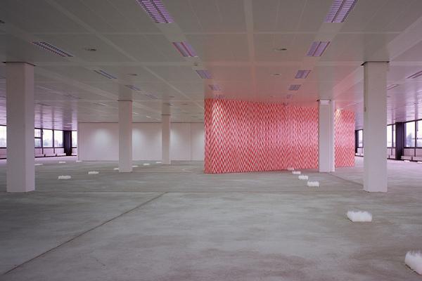 Michael Laube - Wand- und Bodenprobe 1