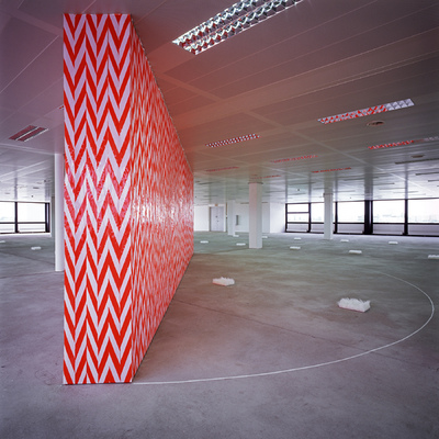 Michael Laube - Wand- und Bodenprobe 2