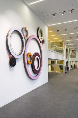 Michael Laube - Schraegansicht 2 Foyer