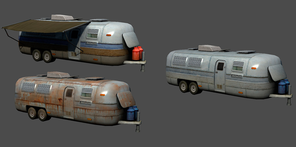 The.Art.Of... - Caravans : Motorcross