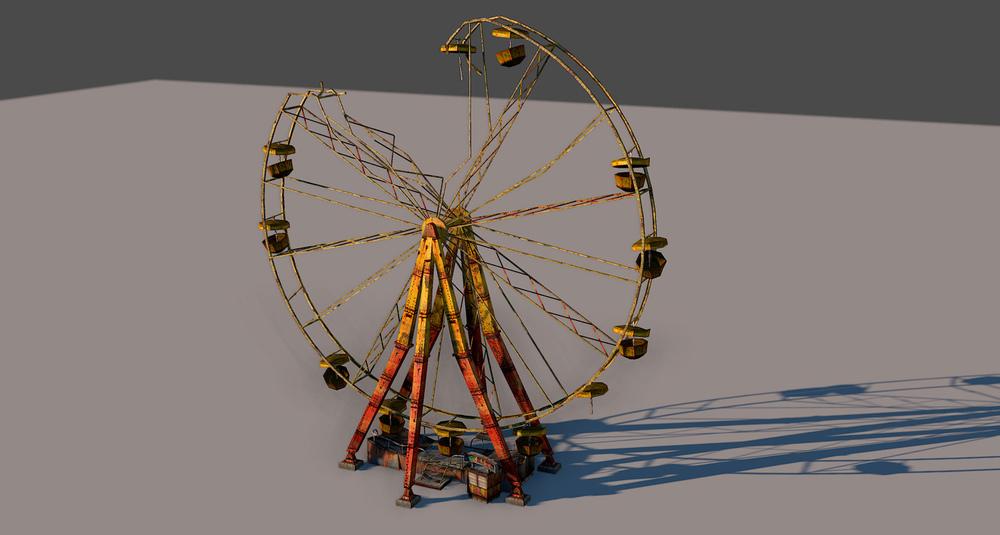 The.Art.Of... - Destroyed Wheel 2 : Motorcross