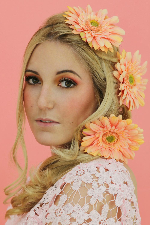 Paola Mazzoglio - Model: Fabiana Bertinetti // Make up artist: Giulia Stellato