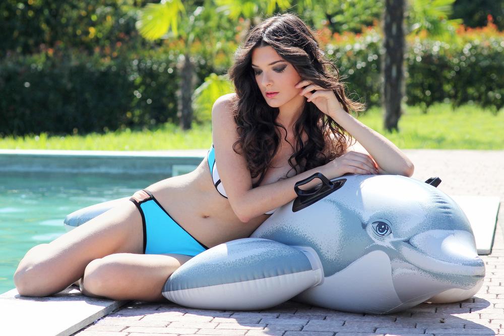 Paola Mazzoglio - Model: Giulia Bergamo // Make up artist: Ilaria Dixyna Spades