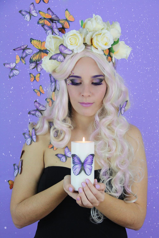 Paola Mazzoglio - Model: Giulia Stellato // Make up artist: Giulia Stellato
