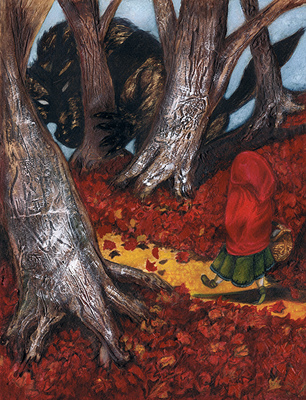 saveriogaldo - Cappuccetto rosso