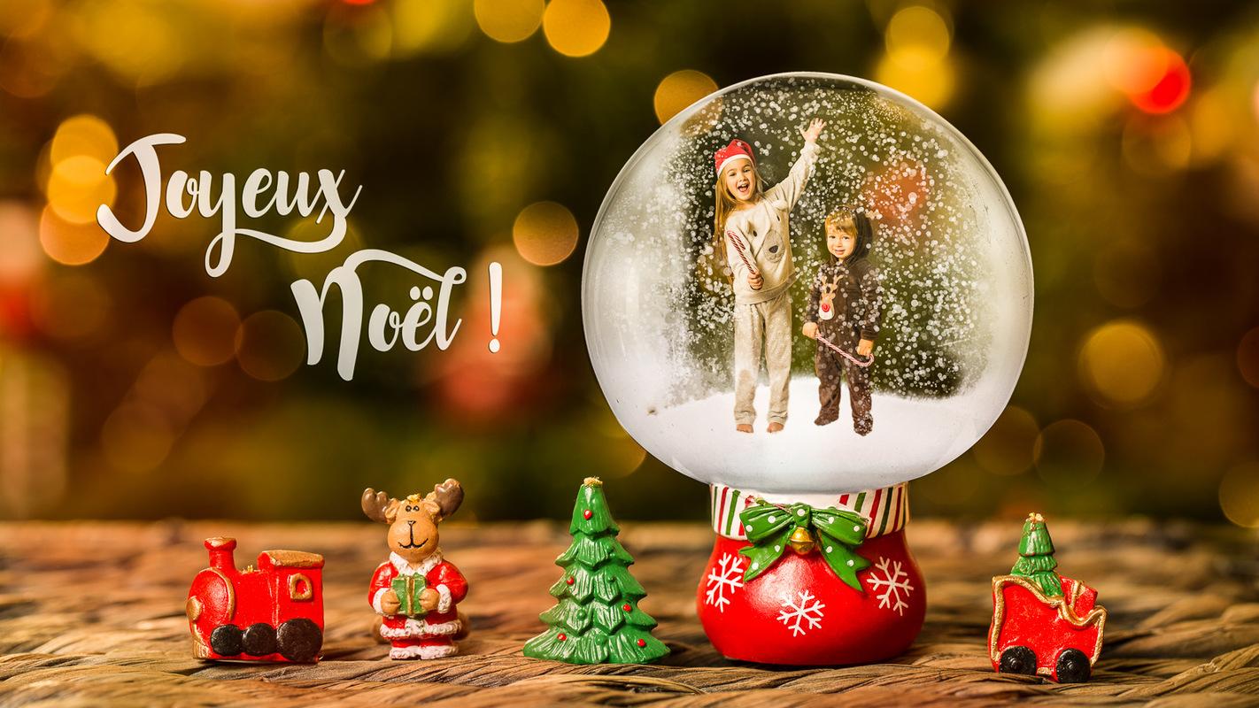 Instants Photos - Photographe de Mariage, Bébé et Enfant dans les Yvelines 78 & Paris 75. - Photo sur le thème de Noël