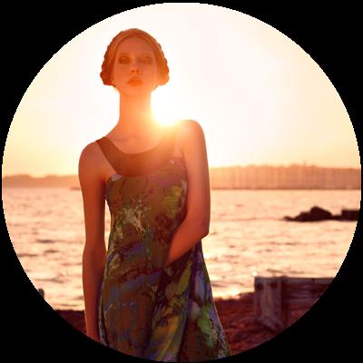 Kristoffer Schwetje Photography - rousse beauté à la plage