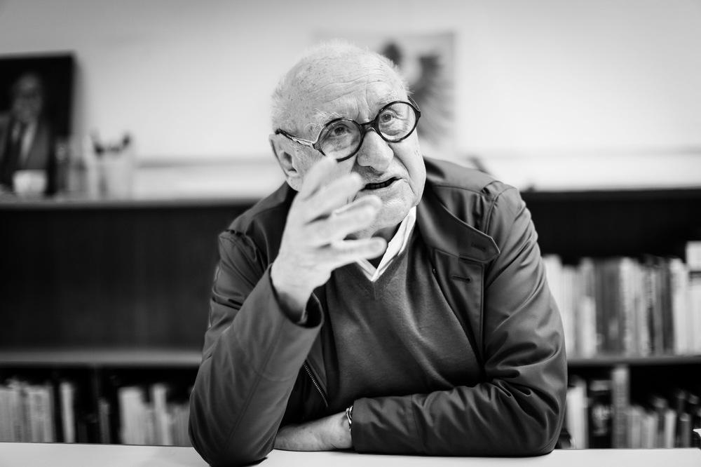 Rainer Friedl - Gustav Peichl