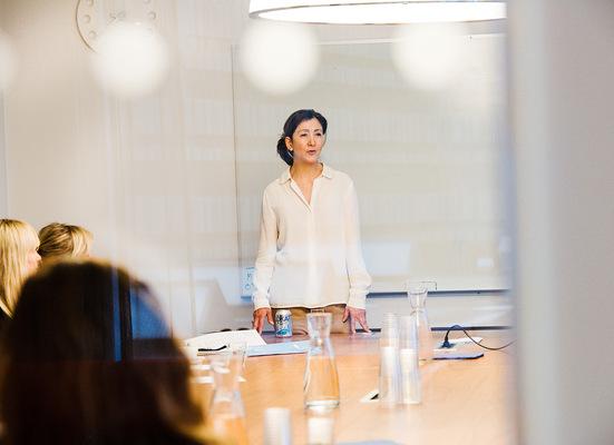 Fotograf Martin Magntorn - Inspirerande föreläsning med Ingrid Betancourt på MAH (2015)