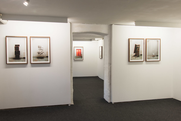 Fotograf Martin Magntorn - Martin Bryder Gallery, Lund 2019 new works and sculptures