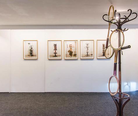 Fotograf Martin Magntorn - Martin Bryder Gallery, Lund 2019 new works and sculptures