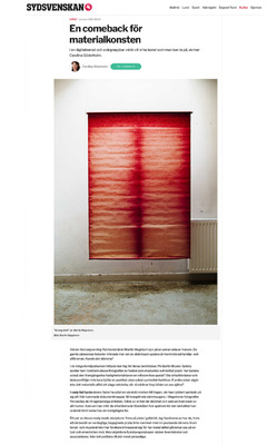 Fotograf Martin Magntorn - Review / Martin Bryder Gallery (extract),2019