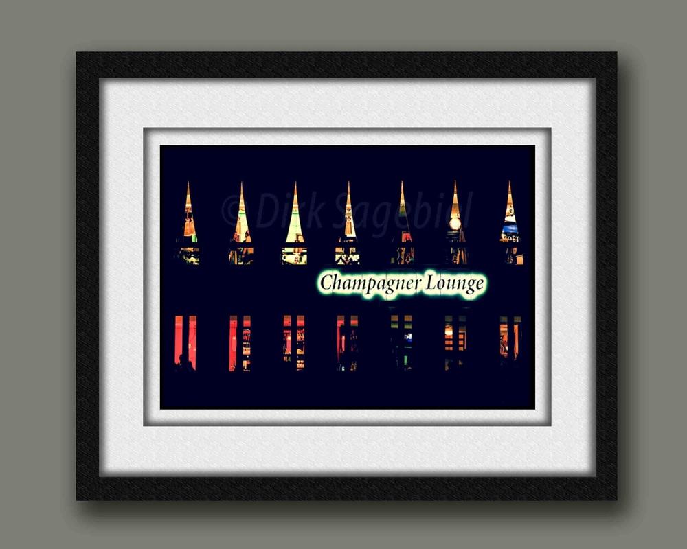 taubergraph - Champagnerlounge