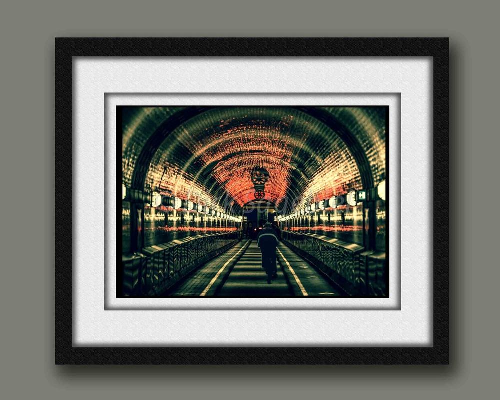 taubergraph - Tunnellichter