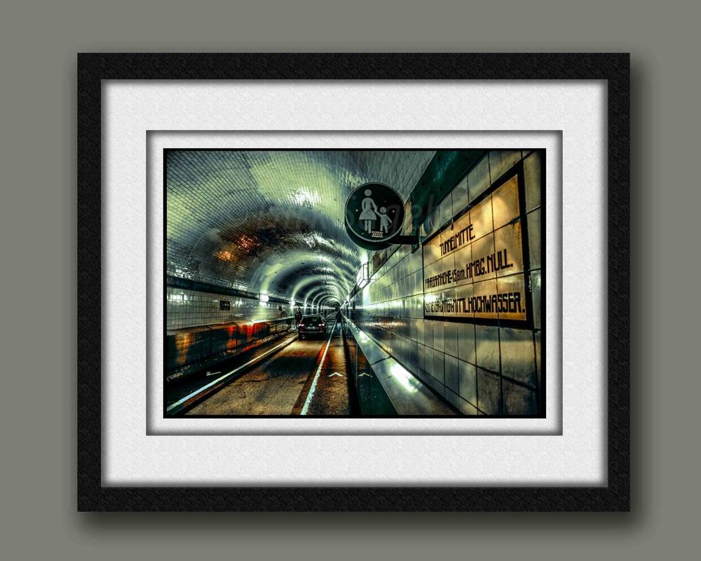 taubergraph - Tunnelmitte