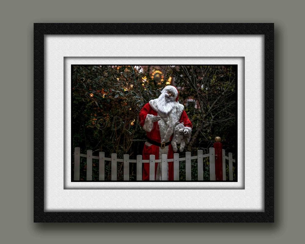taubergraph - Weihnachtsmann