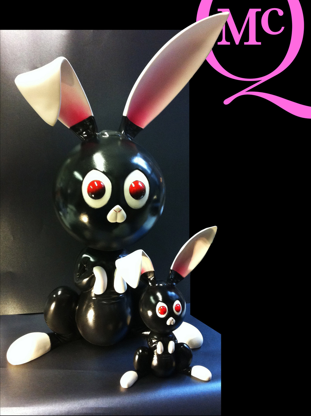 VM portfolio - McQ Angry Bunny