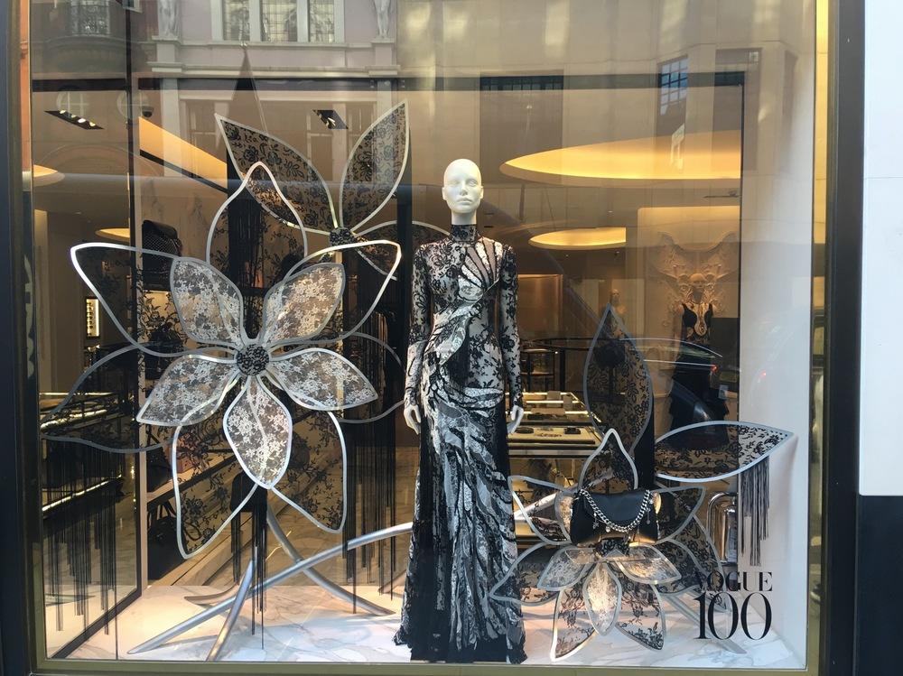 VM portfolio - Vogue Anniversary. London 2016