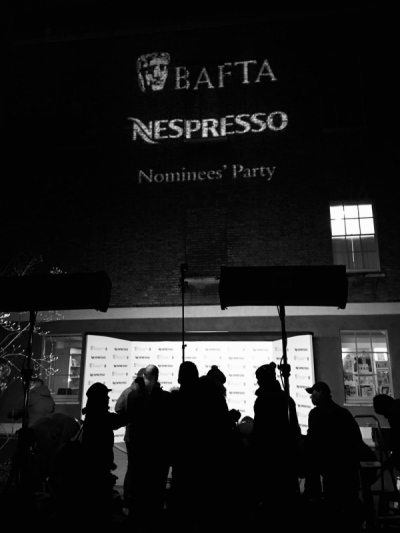 VM portfolio - BAFTA-NESPRESSO Nominees Party