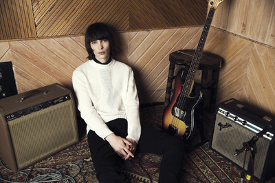 Nathan Henry - Pretty Green Green Label AW16