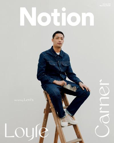 Nathan Henry - Notion - Loyle Carner