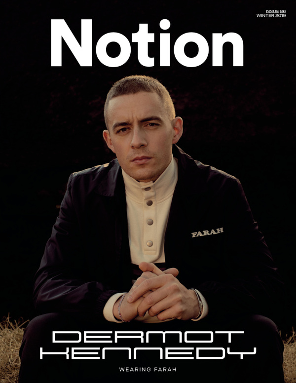 Nathan Henry - Notion - Dermot Kennedy