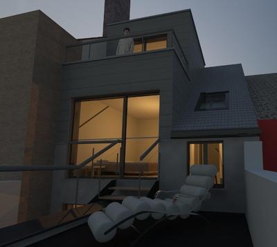 Archix & Co Architectes associés - Auderghem 02