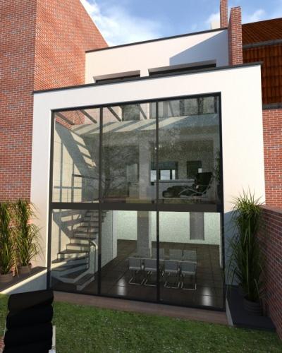 Archix & Co Architectes associés - Mitoyenne