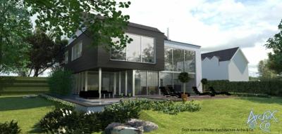 Archix & Co Architectes associés - Villa moderne